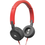 JBL T300A Red