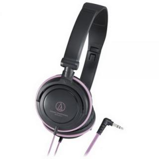 Audio-Technica ATH-SJ11 black-pink