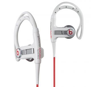 Monster PowerBeats white
